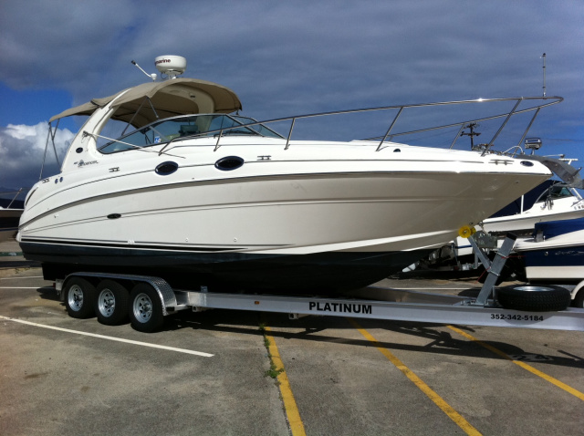 boat trailer - boats - by owner - marine sale