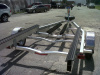 3500# single axle aluminum bunks